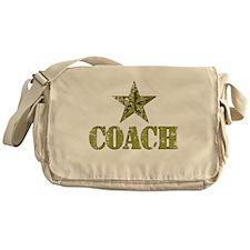 Coach General's Star Messenger Bag
