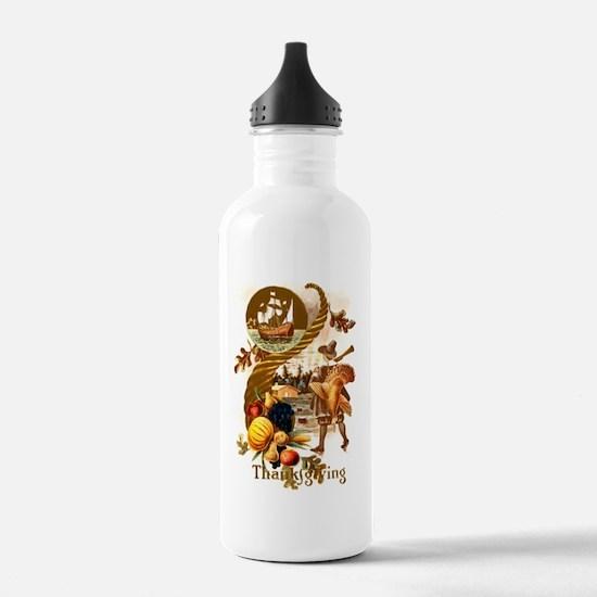 Autumn Harvest Water Bottle