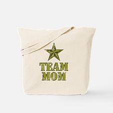 Team Mom General's Star Tote Bag