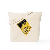 Girls climbing Regular Canvas Tote Bag