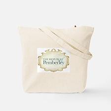 Jane Austen Twelve Days Christmas P&P Tote Bag