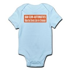 Ban Semi-Automatics Infant Bodysuit