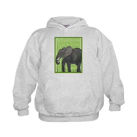 Elephant Kids Hoodie