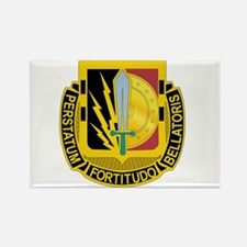 DUI - 2nd BCT - Special Troops Bn Rectangle Magnet