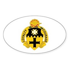 DUI - 1st Sqdrn - 5th Cavalry Regt Decal