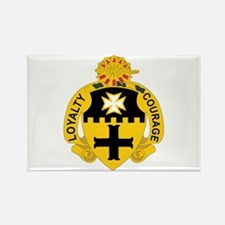 DUI - 1st Sqdrn - 5th Cavalry Regt Rectangle Magne