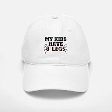 'My Kids Have 8 Legs' Baseball Baseball Cap