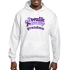 Alzheimers Walk For Grandma Hoodie