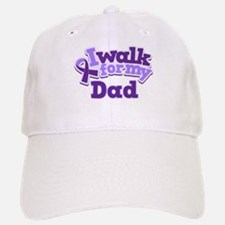 Alzheimers Walk For Dad Baseball Baseball Cap