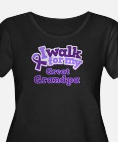 Alzheimers Walk For Great Grandpa T