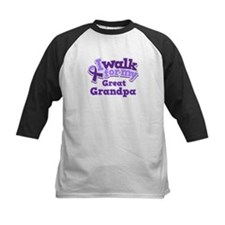 Alzheimers Walk For Great Grandpa Tee