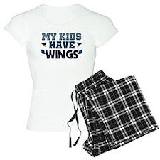 'My Kids Have Wings' Pajamas