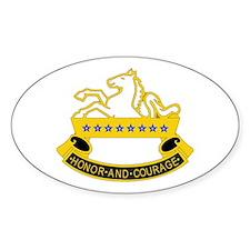 DUI - 3rd Sqdrn - 8th Cavalry Regt Decal