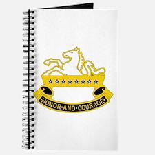 DUI - 3rd Sqdrn - 8th Cavalry Regt Journal
