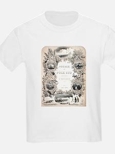 Victorian South Pole Explorer T-Shirt