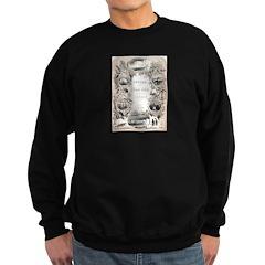 Victorian South Pole Explorer Sweatshirt (dark)