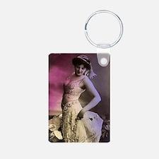 Lovely Vintage Bellydancer Keychains