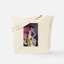 Lovely Vintage Bellydancer Tote Bag