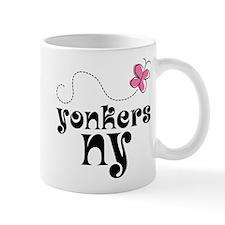 Yonkers NY Pretty Mug