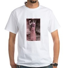 Vintage Bellydancer Pink Shirt