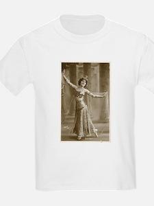 Vintage Cabaret Bellydancer T-Shirt