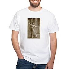Vintage Cabaret Bellydancer Shirt