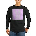 Love (pink) Long Sleeve Dark T-Shirt