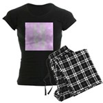 Love (pink) Women's Dark Pajamas