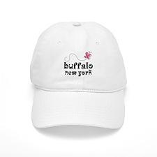 Buffalo New York Pretty Baseball Cap