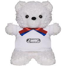 Dubstep Sucks Teddy Bear