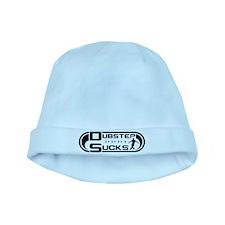 Dubstep Sucks baby hat