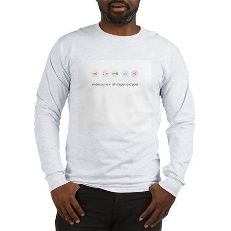 600 Smiles Long Sleeve T-Shirt