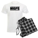 Great Pyrenees Men's Light Pajamas