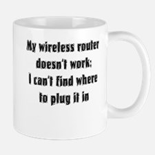 Wireless Mug