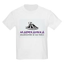 MADERÁHKKÁ: Grandmother T-Shirt