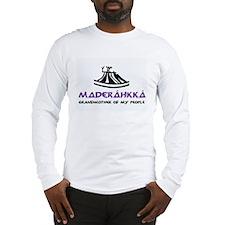 MADERÁHKKÁ: Grandmother Long Sleeve T-Shirt