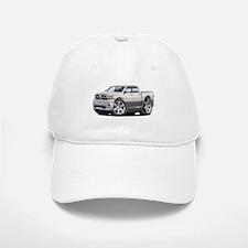 Ram White-Grey Dual Cab Baseball Baseball Cap