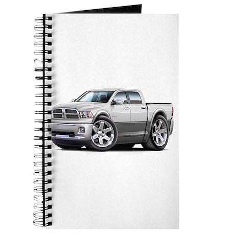 Ram White-Grey Dual Cab Journal
