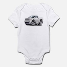 Ram White Cab Infant Bodysuit