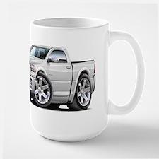Ram White Cab Mug