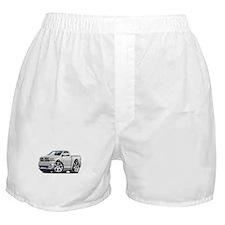 Ram White Cab Boxer Shorts
