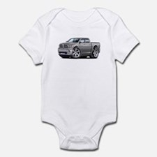 Ram Silver Dual Cab Infant Bodysuit