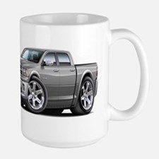 Ram Silver Dual Cab Mug