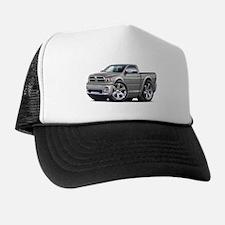 Ram Silver Truck Trucker Hat