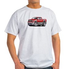 Ram Red-Grey Dual Cab T-Shirt