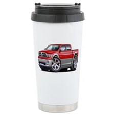 Ram Red-Grey Dual Cab Travel Mug