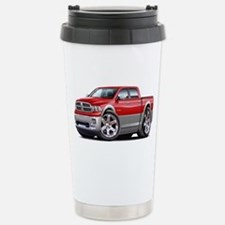 Ram Red-Grey Dual Cab Travel Mug