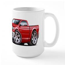 Ram Red Truck Mug