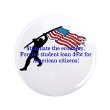 Forgive student loan debt button