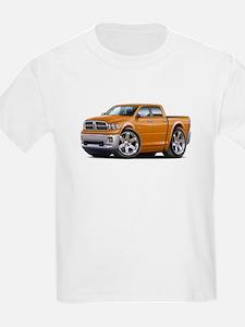 Ram Orange Dual Cab T-Shirt